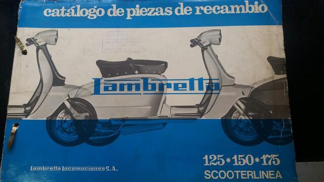 LAMBRETTA - 125 - 150 - 175 - foto 1