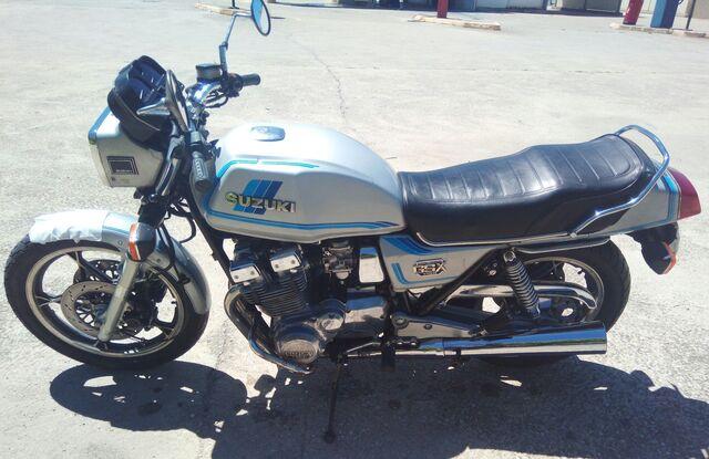 SUZUKI - GSX 1100 E - foto 7