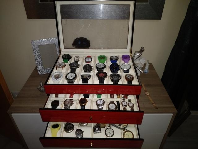 Mueble Para Relojes