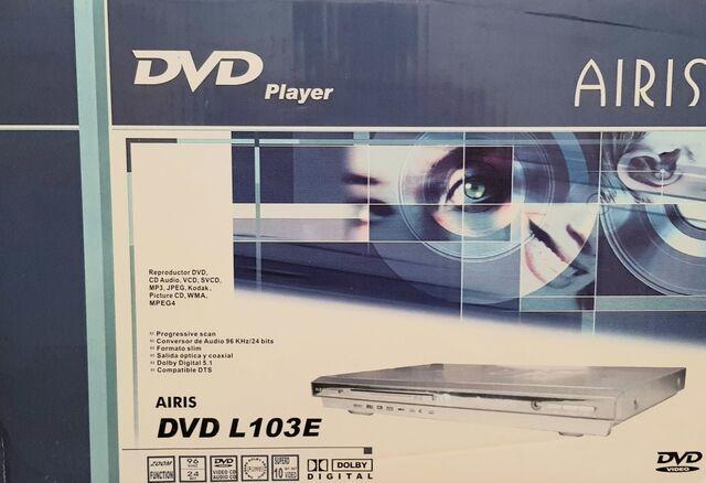 DVD AIRIS - foto 1
