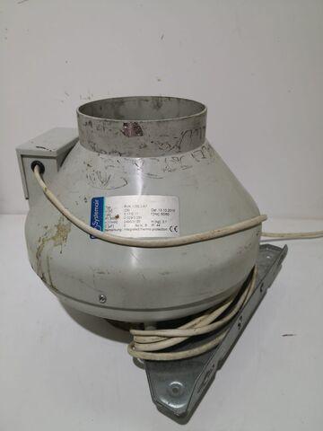 Extractor Turbina Aire Tubular