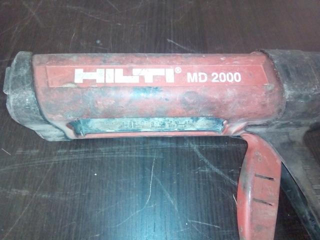 Pistola De Resina Hilti Md2000