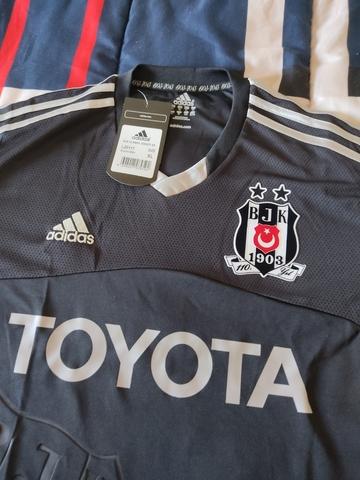 Camiseta De Fútbol Del Besiktas Nueva