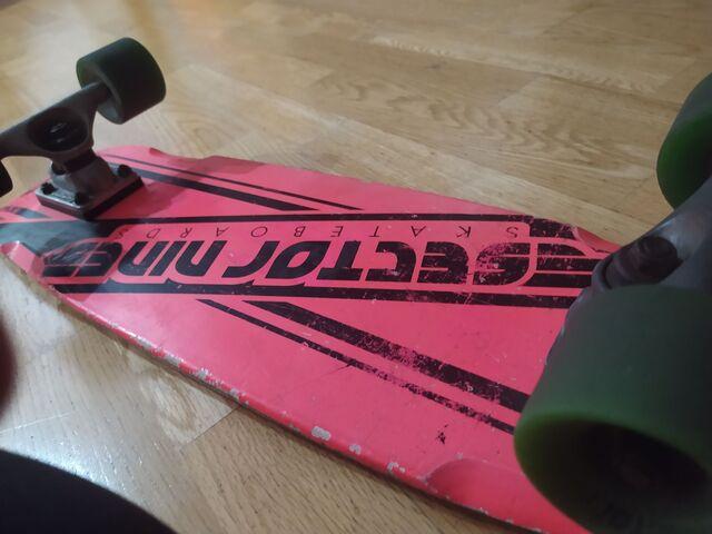 Skate Sectornine Negociable