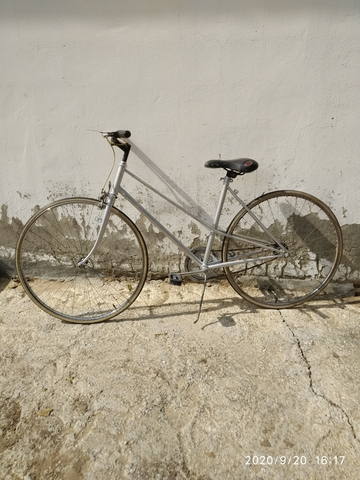 Bicicleta Clásica.