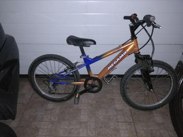 Bicicleta Megamo Niño 20 Pulgadas