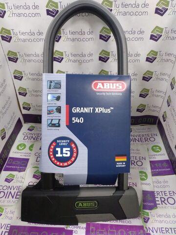 Candado De Seguridad Abus Granit 540
