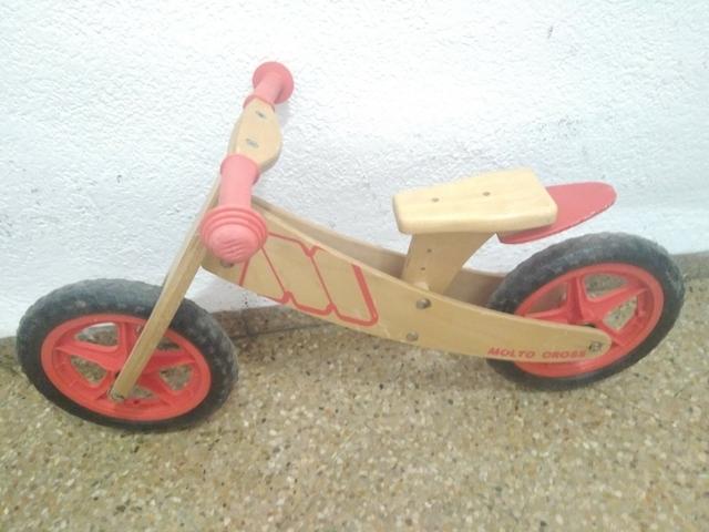 Bicicleta Molto Aprendizaje