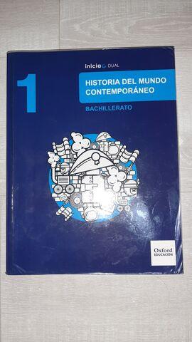 HISTORIA DEL MUNDO CONTEMPORÁNEO 1° BAC - foto 1