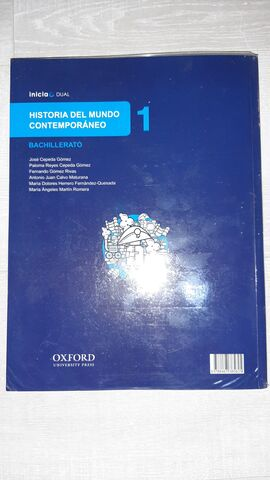 HISTORIA DEL MUNDO CONTEMPORÁNEO 1° BAC - foto 2
