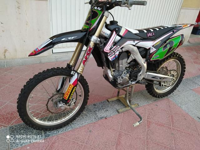 HONDA - CRF 450 - foto 1