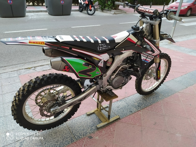 HONDA - CRF 450 - foto 2