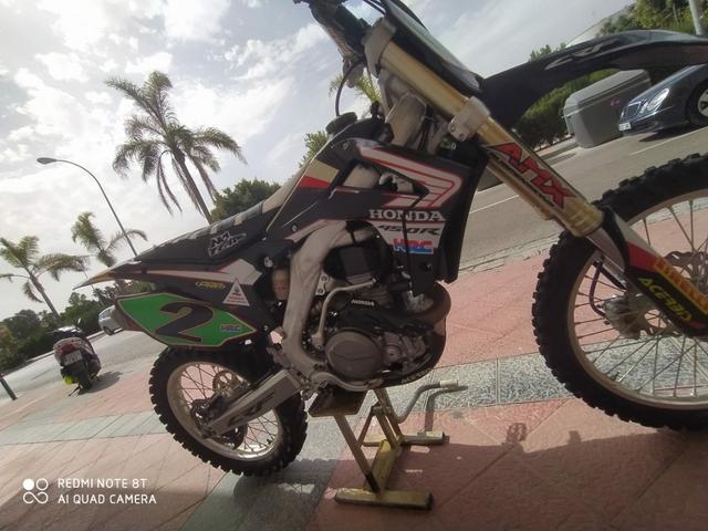 HONDA - CRF 450 - foto 3