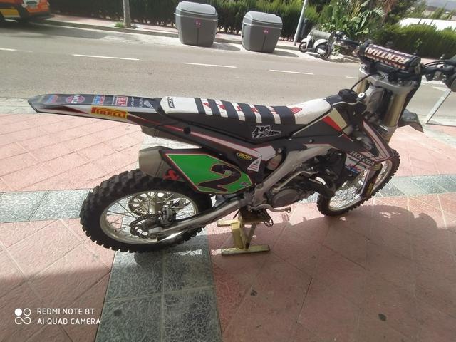 HONDA - CRF 450 - foto 4