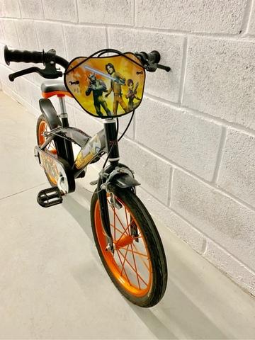 Bicicleta Niño De 4 A 6 Años