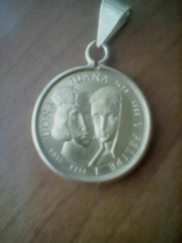 Moneda Oro Conmemorativa