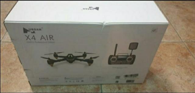 DRON HUBSAN 501 SX4 - foto 3