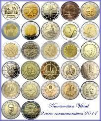 Monedas Conmemorativas 2 E