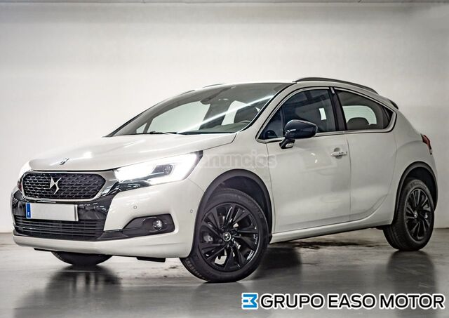 DS - DS 4 CROSSBACK 1. 6 BLUEHDI 88KW CONNECTED CHIC - foto 1