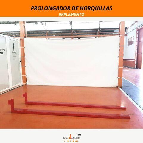 PROLONGADOR  HORQUILLAS* / - foto 2