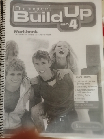 LIBRO INGLÉS BUILD UP ESO 4 WOORBOOK - foto 1
