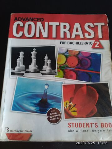 STUDENTS BOOK CONTRAST 2 BACHILLER - foto 1