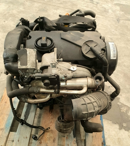 MOTOR AUDI 1. 9 TDI A4 BRB - foto 3