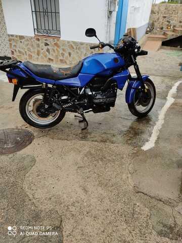 DESPIECE BMW K 75 AÑO 97 - foto 1