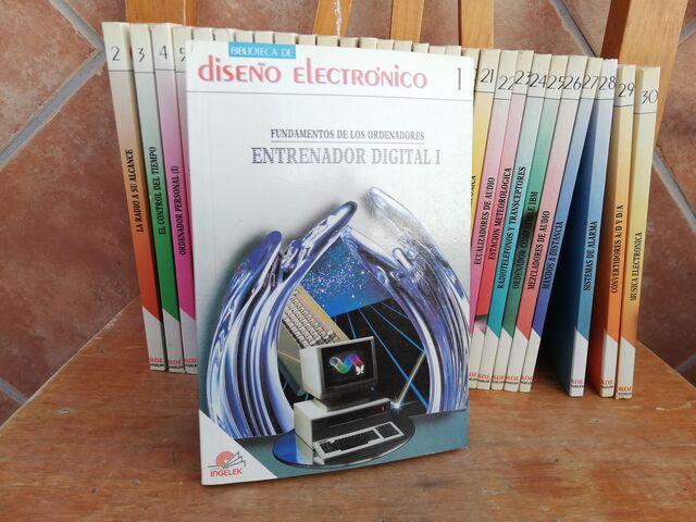 BIBLIOTECA DE DISEÑO ELECTRÓNICO - foto 2