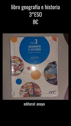 LIBRO DE HISTORIA 3ESO - foto 1