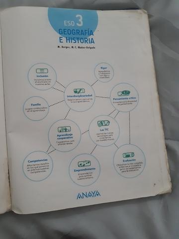 LIBRO DE HISTORIA 3ESO - foto 2