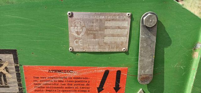 SEMBRADORA GIL - foto 3