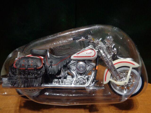 Harley Davidson – Flsts Heritage Springe