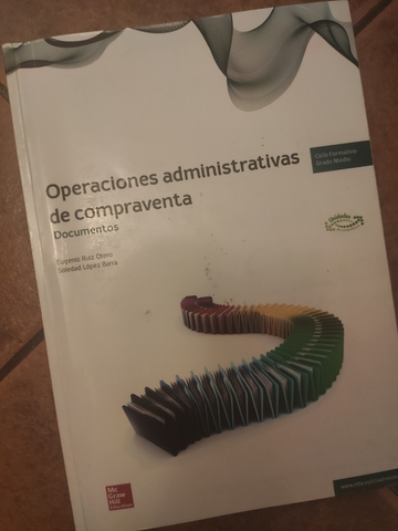 OPERACIONES ADMINISTRATIVAS DE COMPRAVEN - foto 3