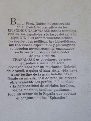 FCO.  QUEVEDO,  A. CASONA Y BENITO P. GALDOS - foto 7