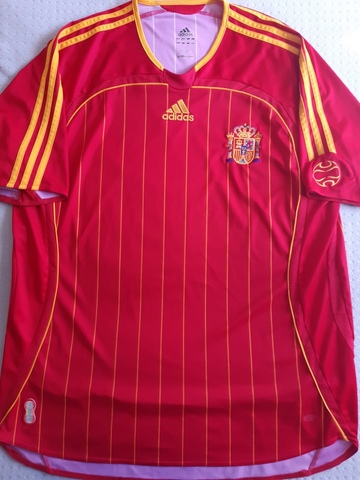 España Mundial 2006 L Camiseta