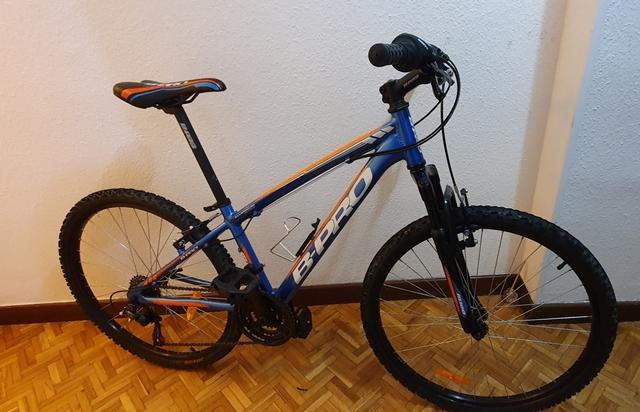 Bici Bpro  26 Aluminio Como Nueva