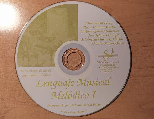 LENGUAJE MUSICAL MELÓDICO I - foto 2
