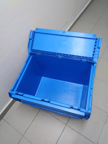 Cajón De Plástico