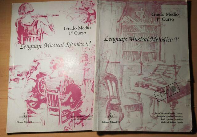 LENGUAJE MUSICAL MELÓDICO Y RÍTMICO V.  - foto 1
