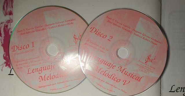 LENGUAJE MUSICAL MELÓDICO Y RÍTMICO V.  - foto 2