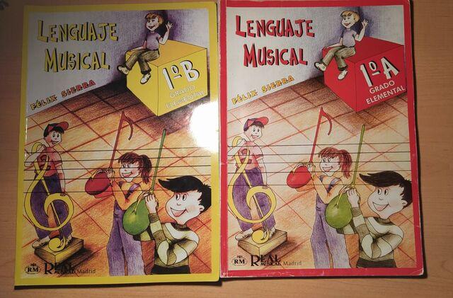 LENGUAJE MUSICAL 1ºA Y 1ºB.  FÉLIX SIERRA - foto 1
