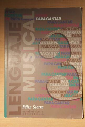 LENGUAJE MUSICAL PARA CANTAR 3.  - foto 1