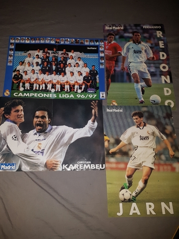 Revistas Del Real Madrid