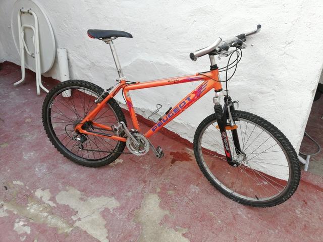 Bicicleta Peugeot Llanta 26