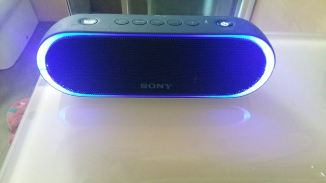 ALTAVOZ BLUETOOTH SONY - foto 1