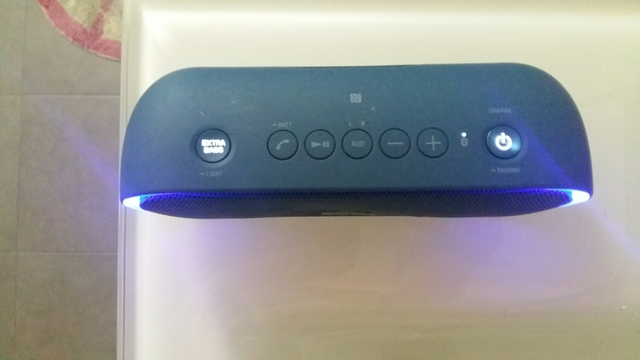 ALTAVOZ BLUETOOTH SONY - foto 2