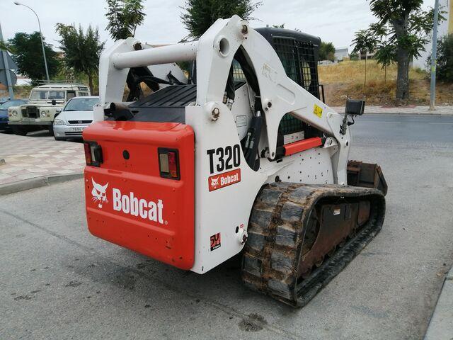 MINICARGADORA BODCAT T320 - foto 4