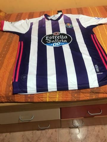 Camiseta Del Real Valladolid