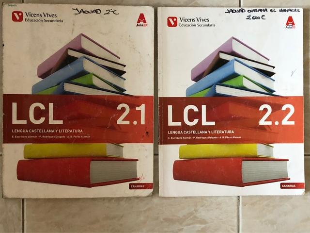 LIBROS DE LENGUA CASTELLANA Y LITERATURA - foto 1